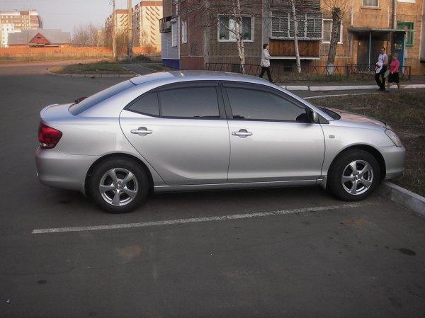 Тойота Аллион 2005 2 литр Приветствую вас ценители