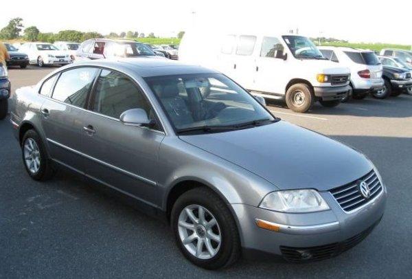 Volkswagen Passat 2002 гв 18 литра Совсем недавно
