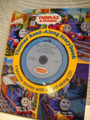 Thomas And Friends Read Along Storybook With CD By Random