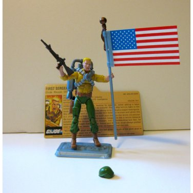 Image result for gijoe shouting duke