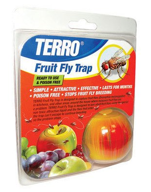 Fruit Fly Bait Trap Pest Control Prevention Non Toxic