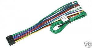 Jvc Wire Harness Kd Hdr50 Kd Hdr30 Kd Bt11 Jv 03