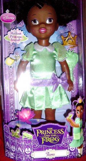 Princess Amp Frog Tiana Toddler 14 Inch Doll