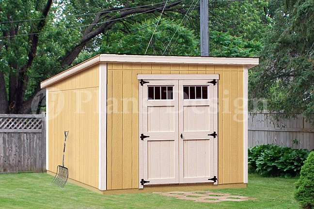 Shed Foundation Ideas