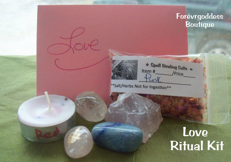 Love Ritual Kit Item Lrtk 01 02