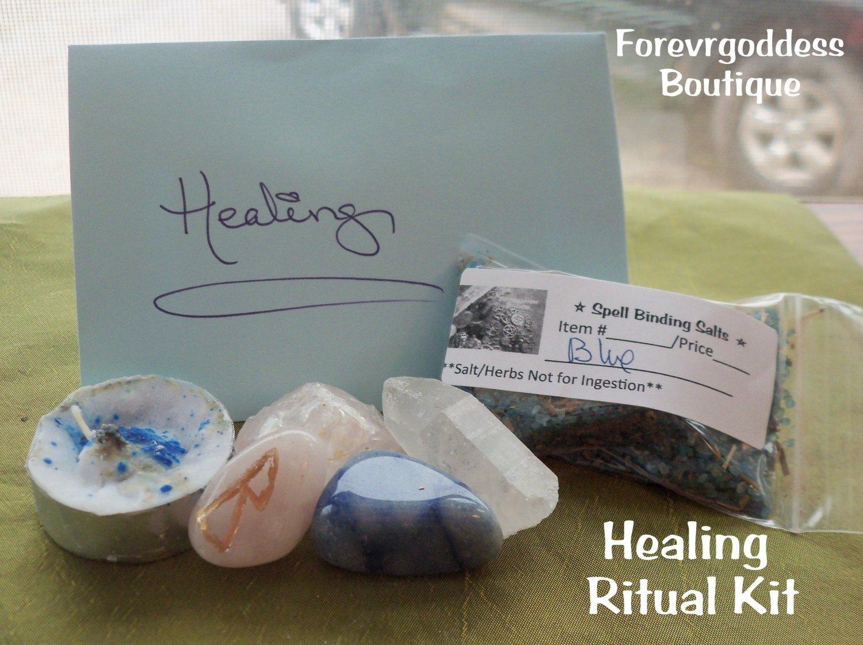 Healing Ritual Kit Item Hrtk 01 02
