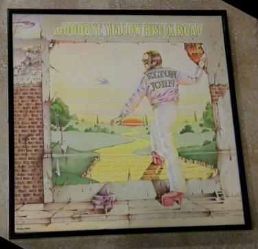 – Goodbye Yellow Brick Road - Elton John