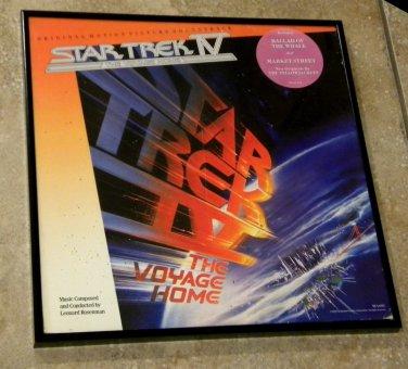 – Star Trek IV - Original Motion Picture Soundtrack