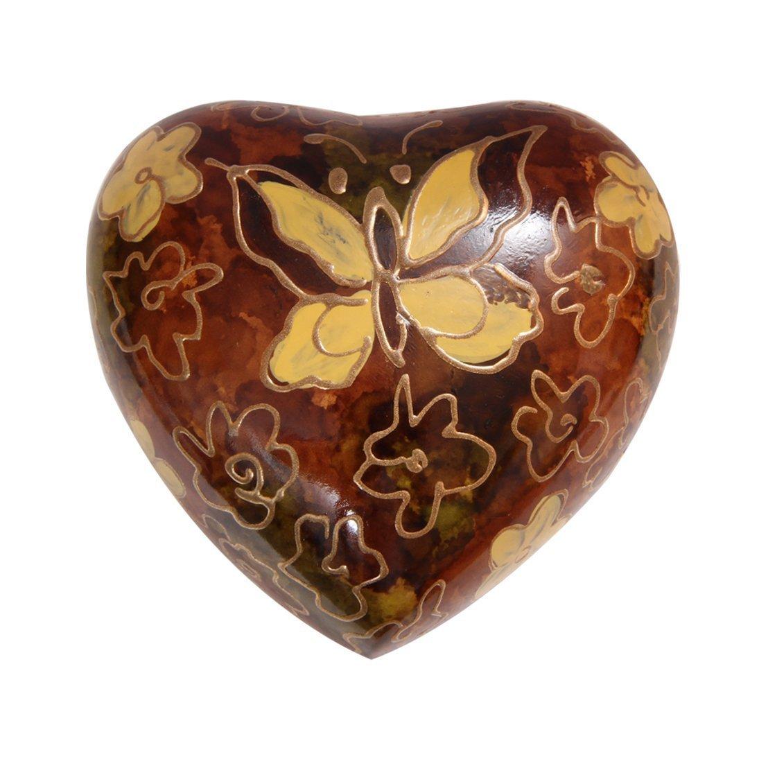 Baby Heart Cremation Urns