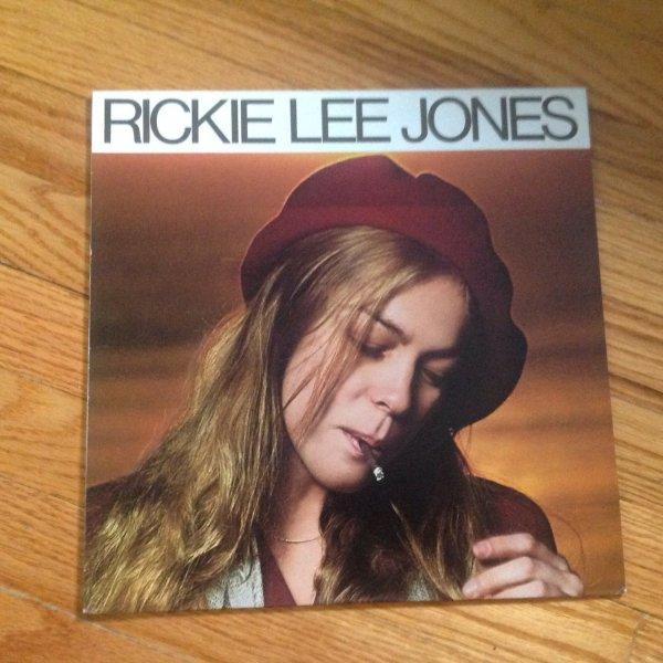 Rickie Lee Jones – Rickie Lee Jones vinyl album LP USA