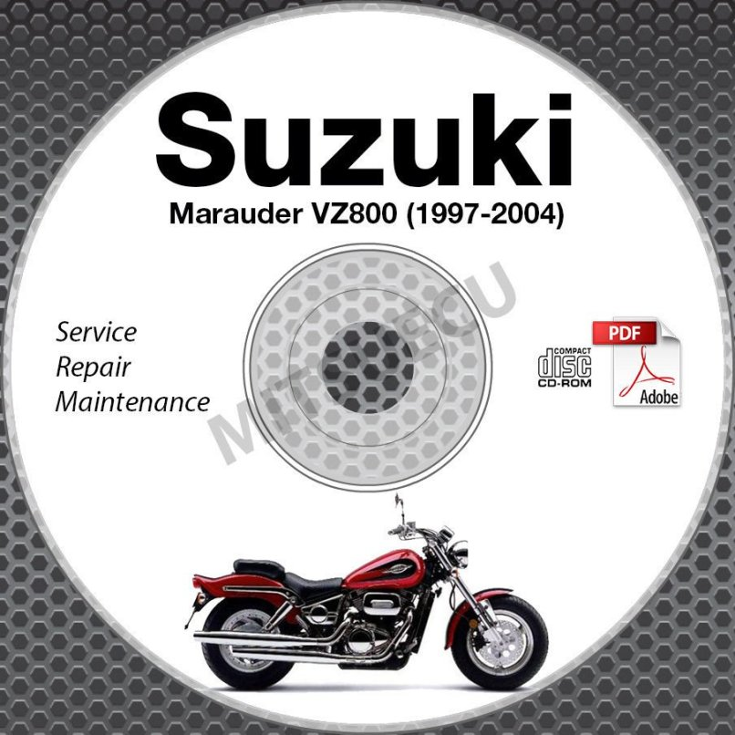2009 Suzuki Boulevard M50 Service Manual Pdf