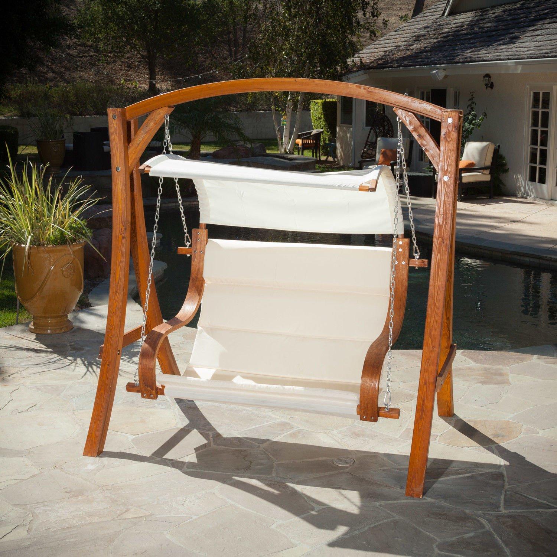 Tree Bench Swing