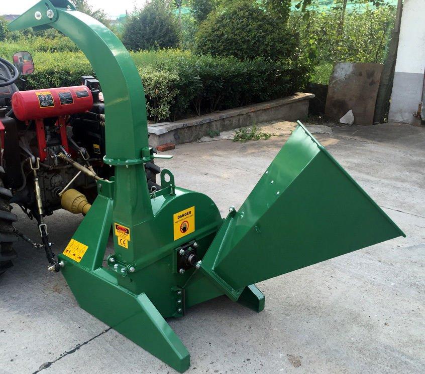 Industrial Garden Shredder