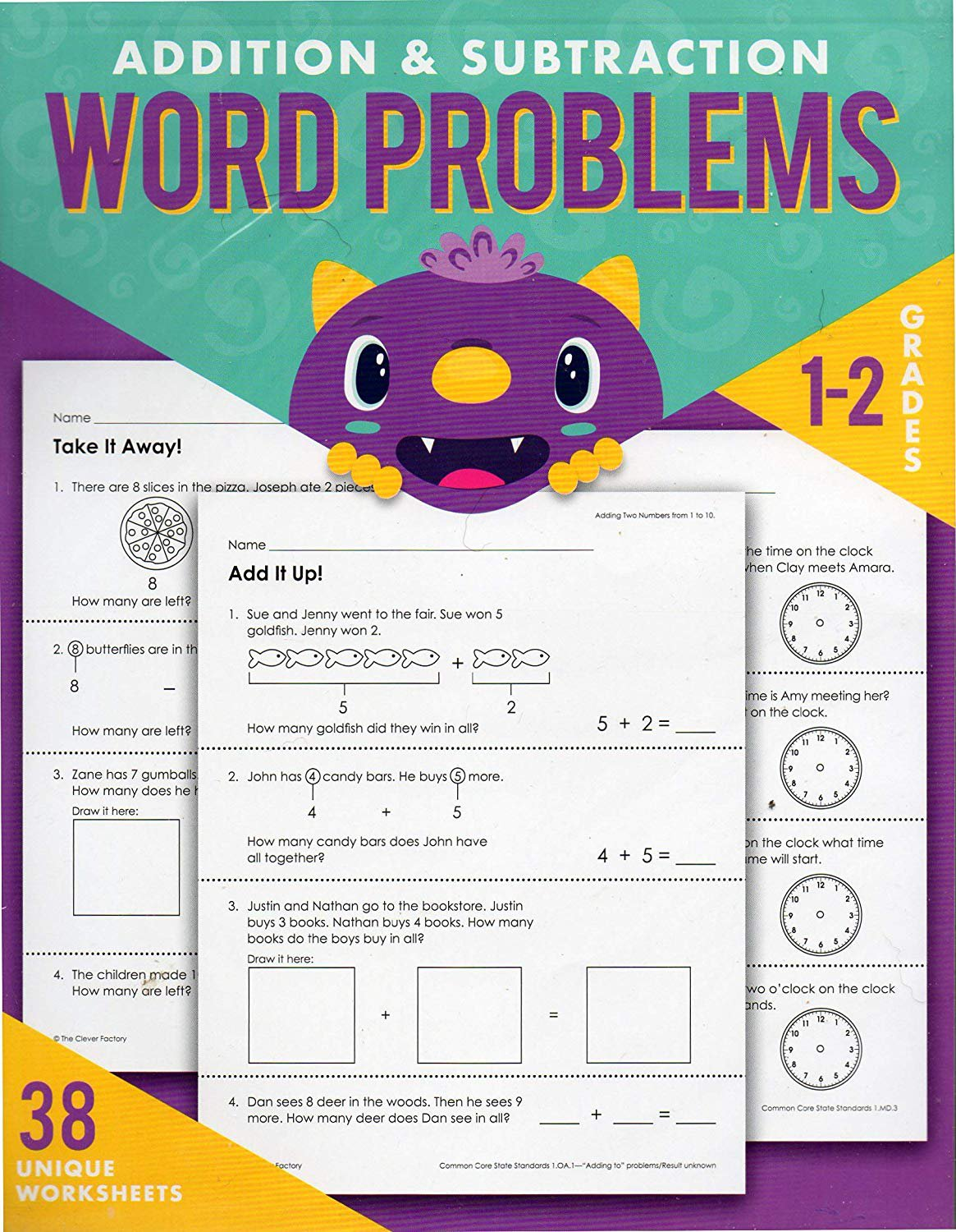 Teaching Tree Addition And Subtraction Word Problems