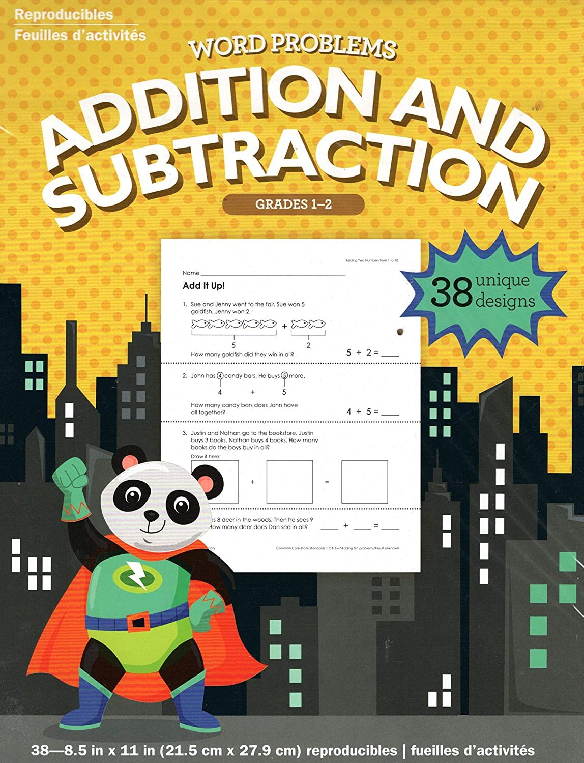 Teaching Tree Addition And Subtraction Workbook