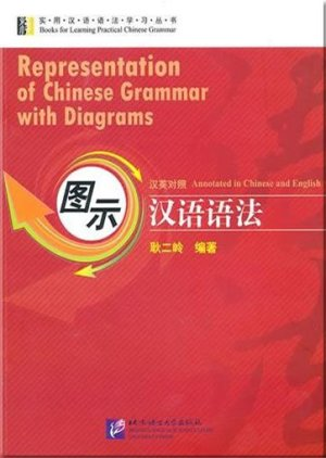 Representation of Chinese Grammar with Diagrams ISBN