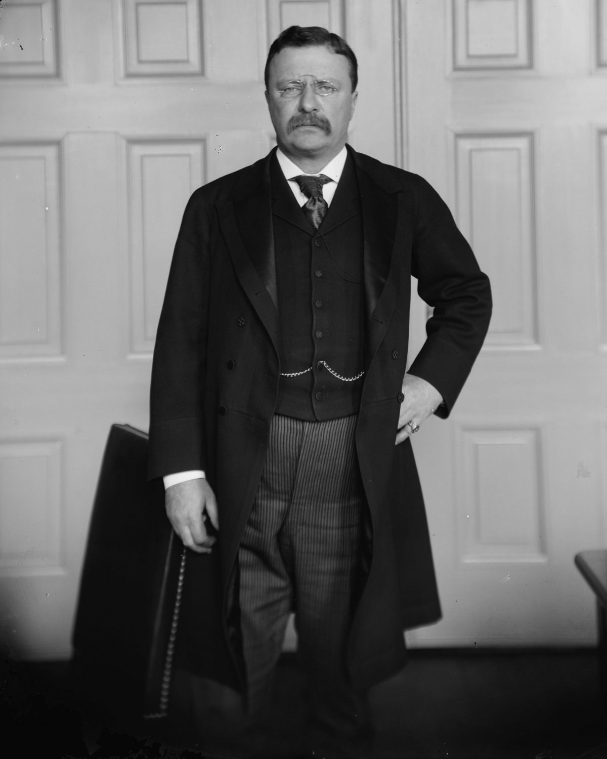 Theodore Roosevelt 26th President Of The United States