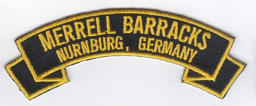 Base Vilseck Army Germany Barracks