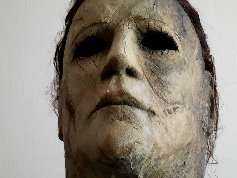 The best free halloween ecards found online. Halloween Kills 2021 Michael Myers Custom Mask