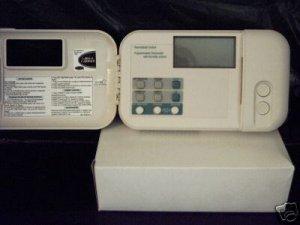 Carrier TSTATCCPAC01B programmable Thermostat gas elec