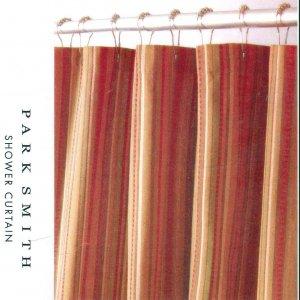 kohl s newport stripe rust brown gold