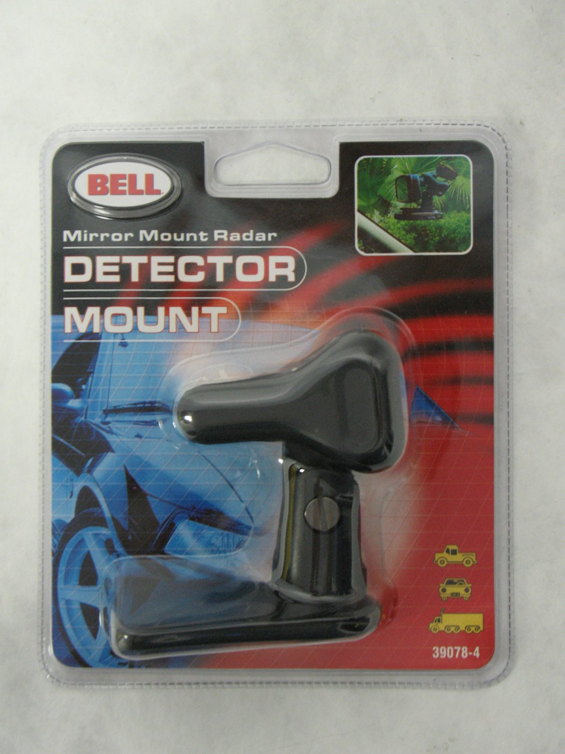 Beltronics Radar Detector Mirror Mount Bracket Kit Rearview