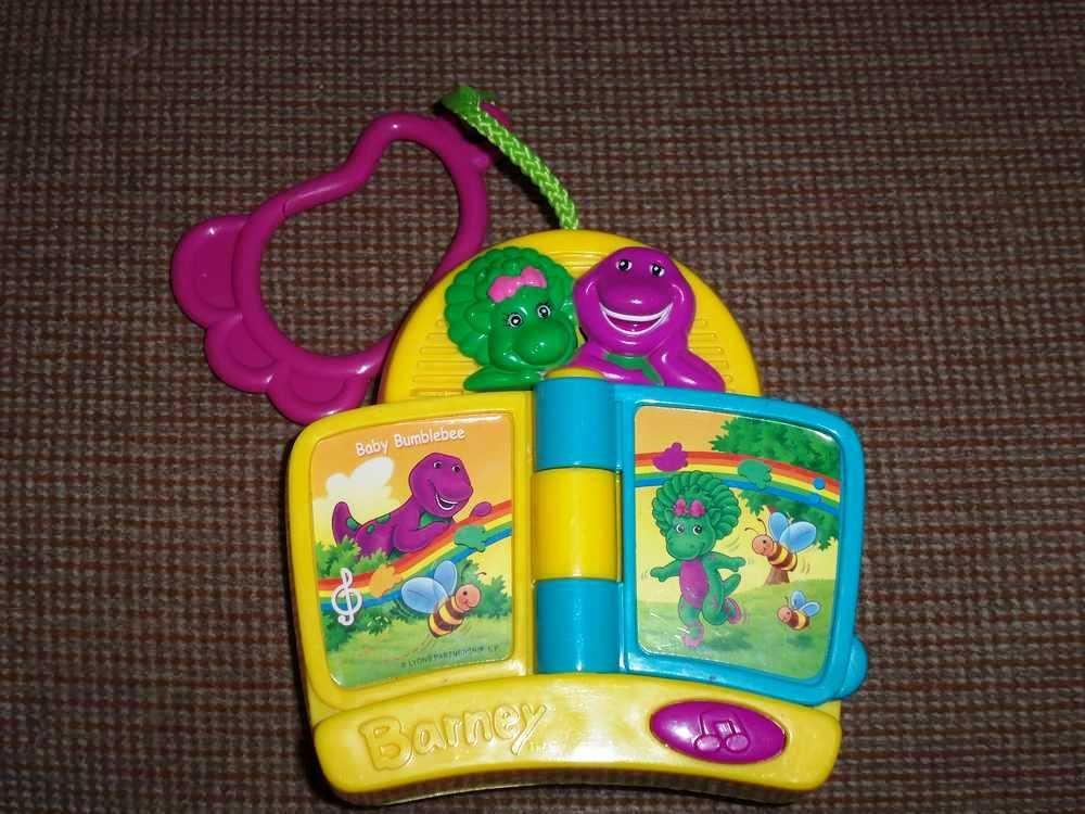 Barney Fisher Price Mattel