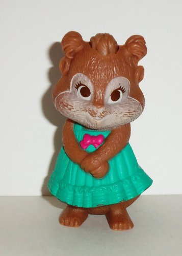 Chipmunks Mcdonalds And Chipwrecked Happy Meal Toys Alvin