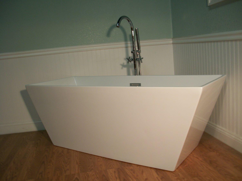 M 1018 64 MODERN FREE STANDING BATHTUB Amp FAUCET Clawfoot
