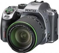 Pentax K-70 kit 18-50 + 50-200 - купить зеркальный ...