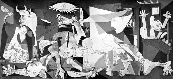 15 картин великих художников, внушающие ужас зрителям