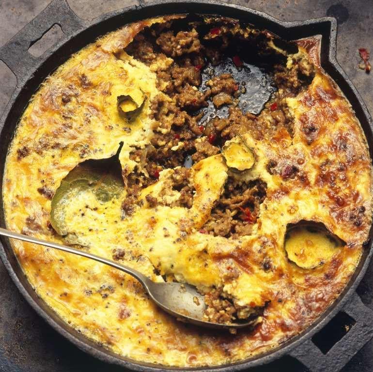 Боботи (ЮАР) блюдо, еда, туризм