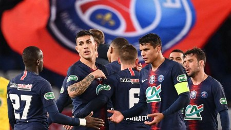 Paris Saint-Germain Crowned Champions Of France's Ligue 1 For Eighth Time