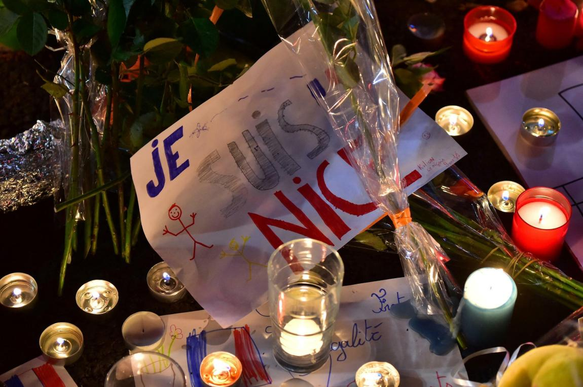Archive image.  Five years after the July 14 attack in Nice, Jean Castex will pay tribute to the victims.