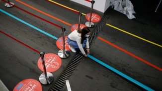 Portuguese asked to break lockdown to vote in presidential election