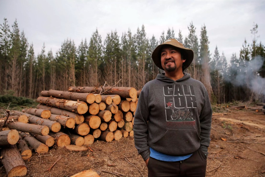 Juan Pichun, the leader of a radical Mapuche organization, says a new constitution will not make up for the injustice committed against indigenous people