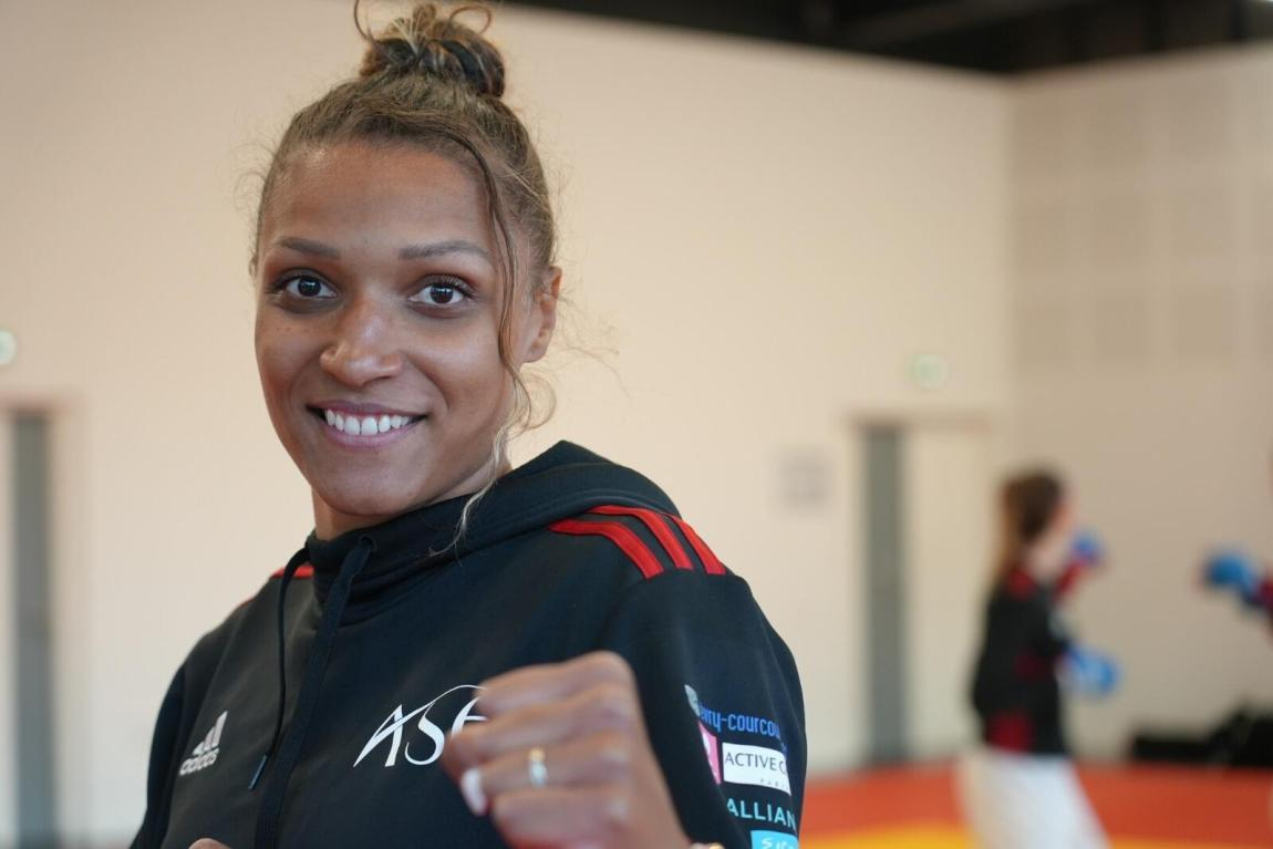 Anne-Laure Florentin, a three-time European karate champion, had to give up her Olympic dream due to the symptoms she has suffered for months after contracting Covid-19.