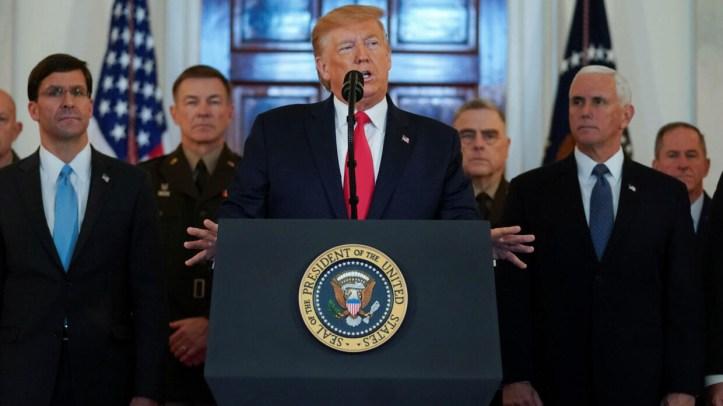 Resultado de imagen para trump iran