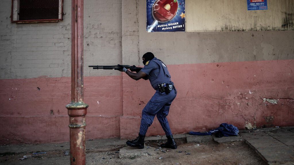 The most serious incidents are concentrated in two provinces: in KwaZulu-Natal, where Jacob Zuma is from, and in Gauteng, where Pretoria and Johannesburg are located.