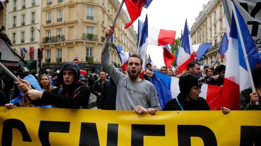 Dissolution de Génération identitaire : qui est derrière ce groupe  d'extrême droite anti-migrants ?