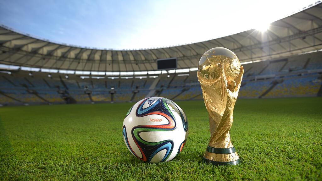 الكشف عن برازوكا كرة مونديال البرازيل 2014 خلال عرض ثلاثي