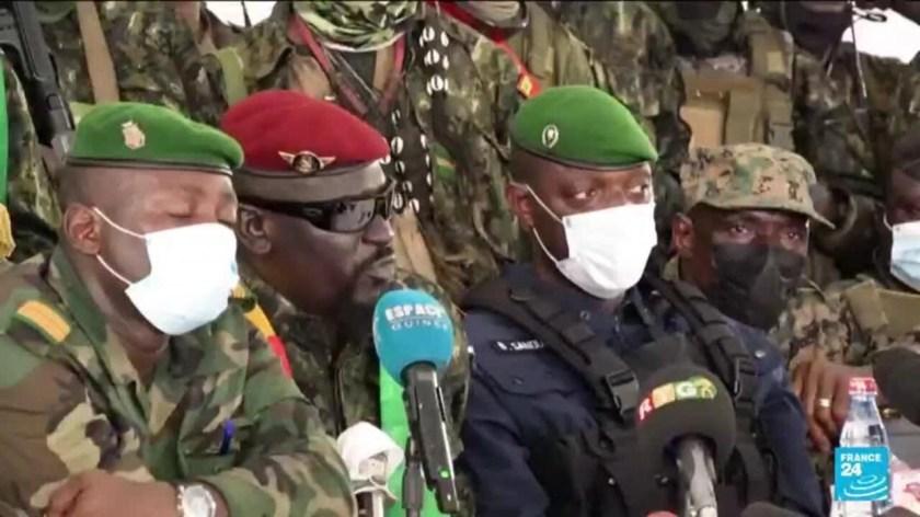 Coup d'Etat en Guinée : le putsch peut-il fragiliser la région ? - France 24