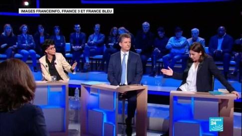 Risultato immagini per debat municipales paris