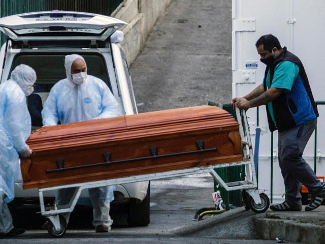 Chile replaces health minister as Covid-19 deaths soar