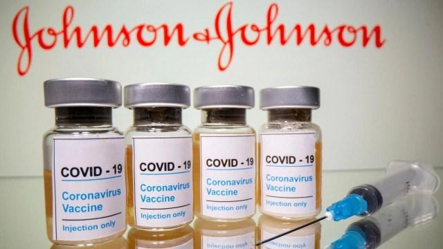 La vacuna de Johnson & Johnson, a puertas de ser aprobada en EE. UU.