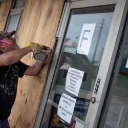Officials warn of 'unsurvivable' flooding as Hurricane Laura nears Gulf Coast
