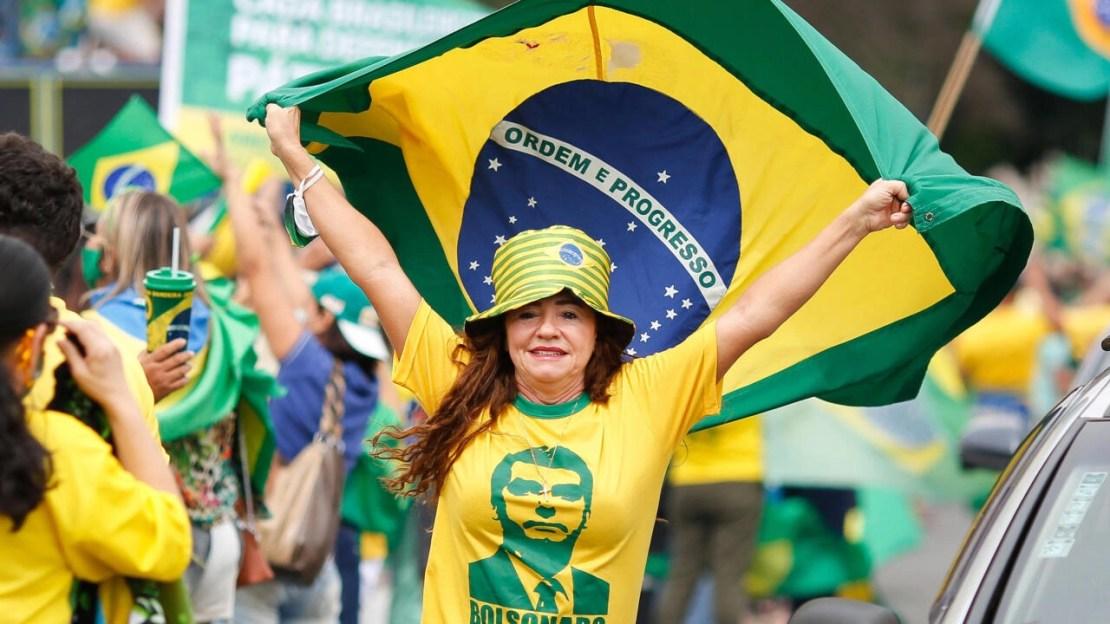 Thousands in Brazil rally for Bolsonaro, ignoring virus - France 24