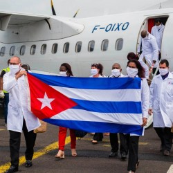Panama abandons Cuban doctors plan under US pressure