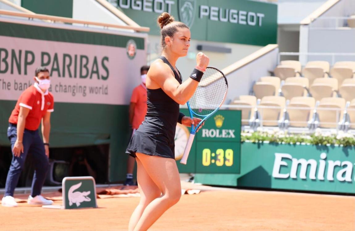 Maria Sakkari eliminated Iga Swiatek, champion of the last edition of Roland Garros.