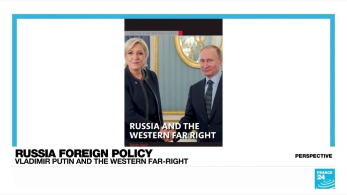 Watch Perspective – Vladimir Putin and the Western far-right  – France 24 information